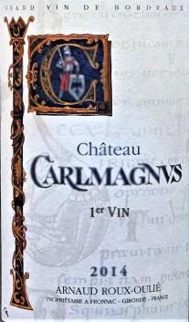 W Carlmagnus Bordeaux