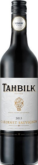W Tahbilk 2013