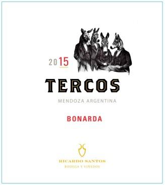 W Tercos Bonarda 2015