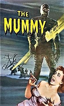 M Mummy 1959