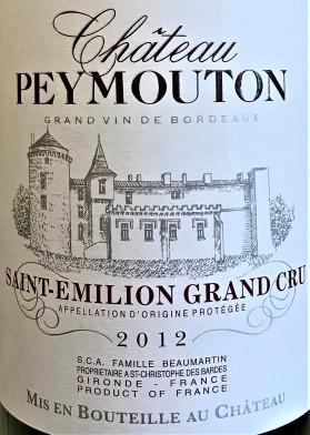 W Chateau Peymouton