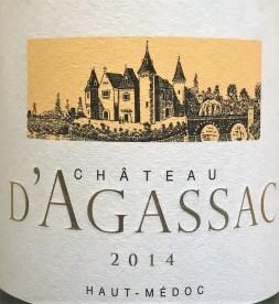 W D'Agassac 2014
