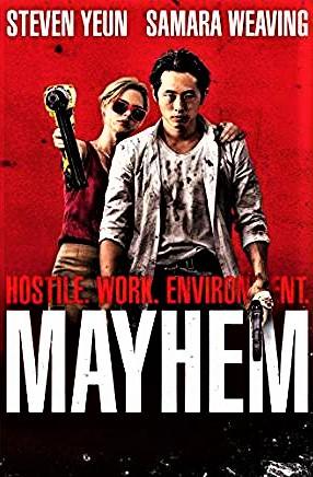 M Mayham 2017